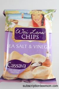 Wai Lana Chips Sea Salt & Vinegar