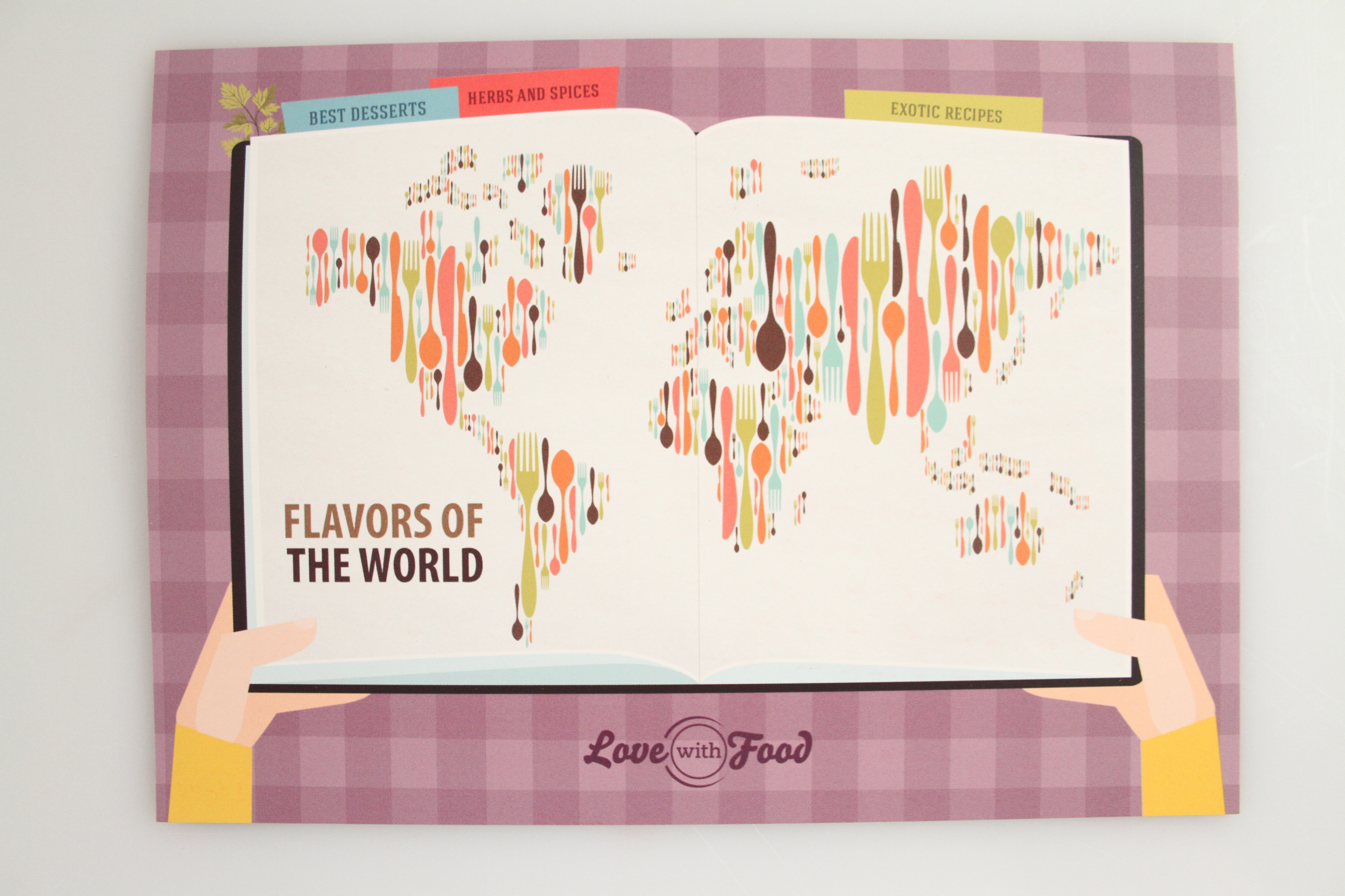 Flavors Of The World Subscription Box Mom
