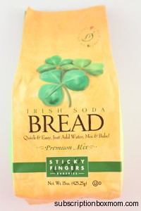 Sticky Fingers Irish Soda Bread