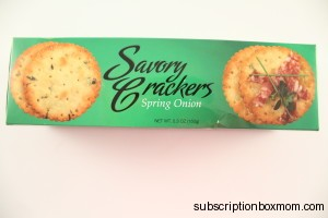 Elki Savory Crackers