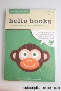 Monkey Business Hello Books