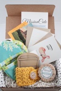 MissionCute Subscription Box Review