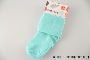 Babysoy 12-24 Month Socks