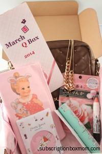 Q Box March 2014