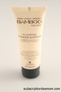 Alterna Haircare Bamboo Volume Plumping Strand Expand