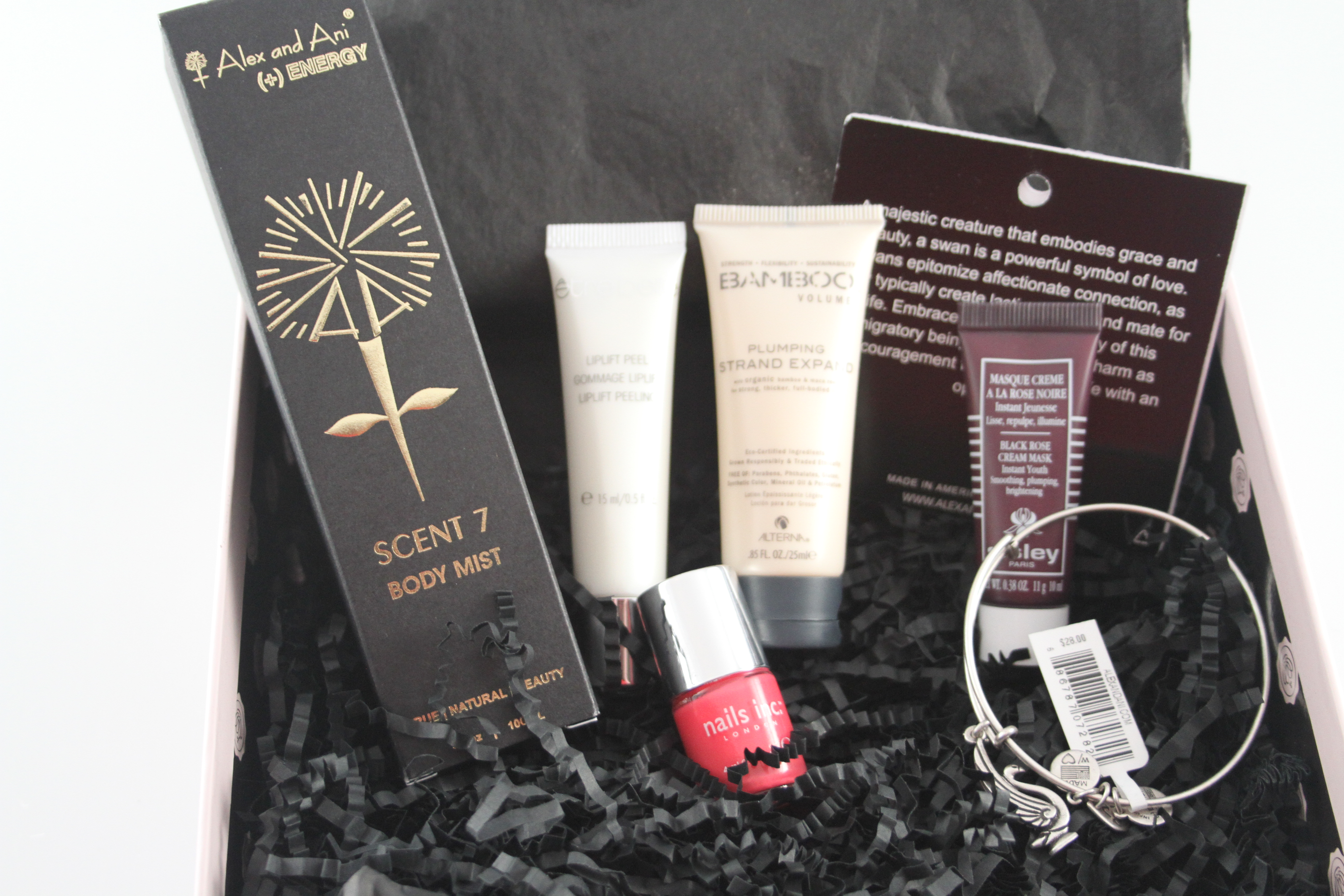 Glossybox March 2014 Discount Luxury Beauty