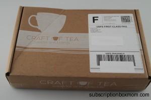 Craft of Tea March 2014