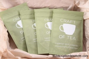 Craft of Tea March 2014