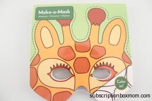 Make a Mask by Mudpuppy