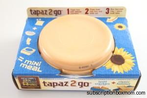 Mediterranean Snacks Topaz 2 Go