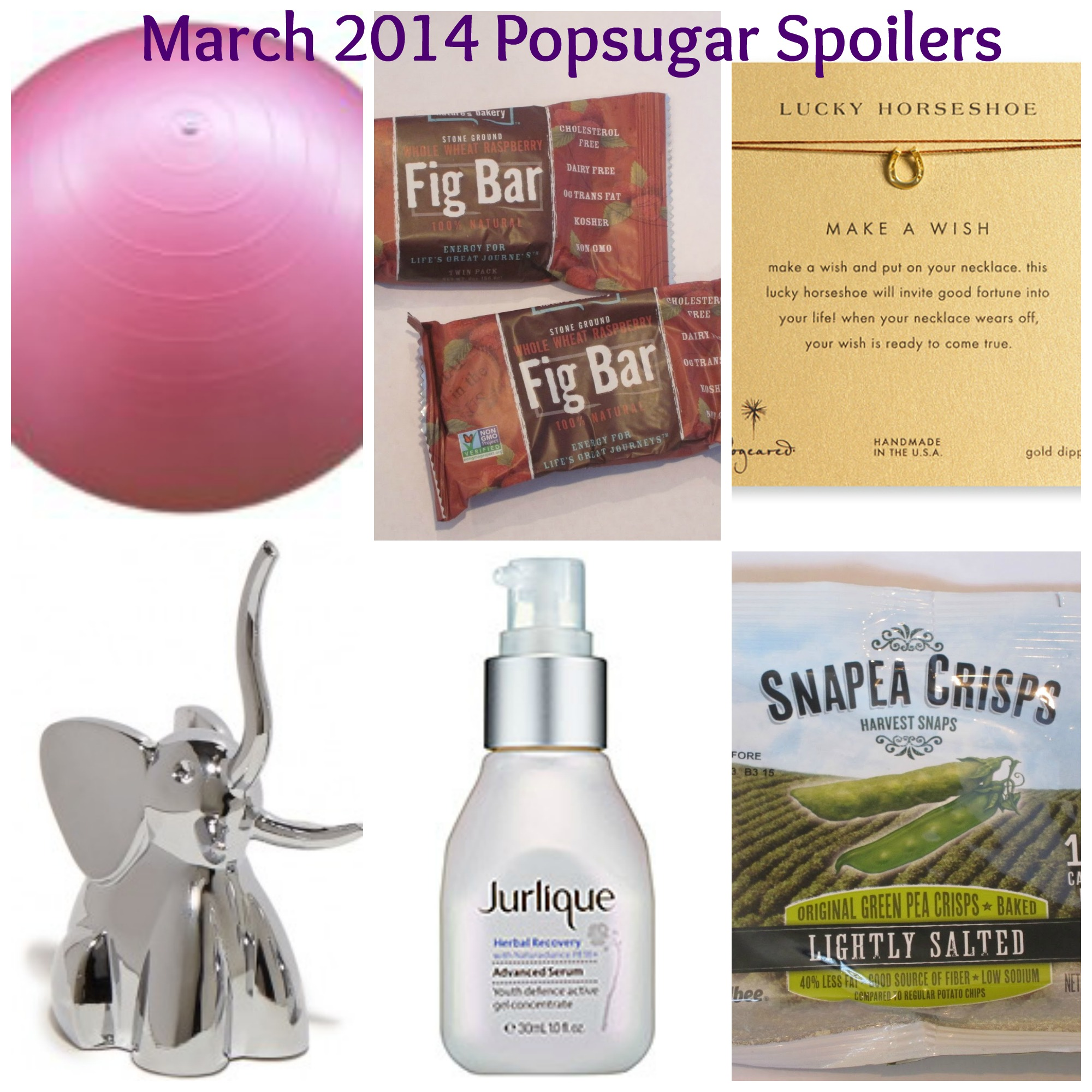March 2014 Popsugar Must Have Spoilers