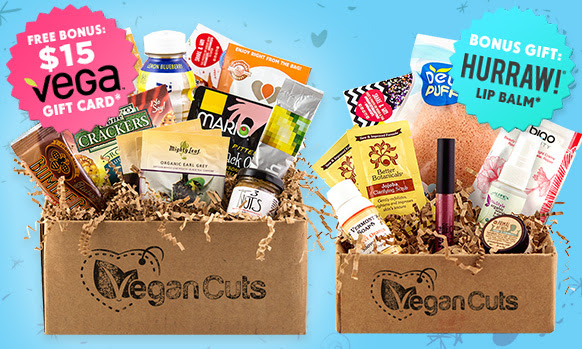 Vegan Cuts March 2014