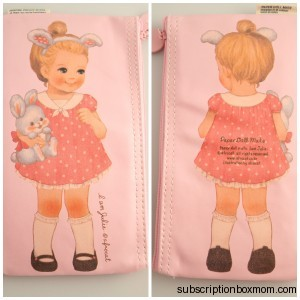 Paper Doll Mate Pouch - Korea