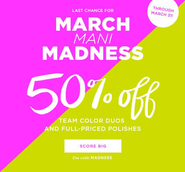 Julep Mani Madness