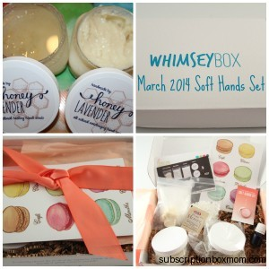 WhimseyBox March 2014