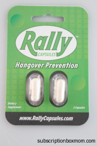 Rally Capsules