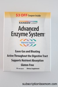 Rainbow Light Advanced Enzyme System