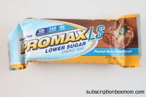 Promax Low Sugar Bar