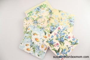 Coffeex Spring Bloom Greeting Cards Pack-Japan