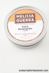 Melissa Guerra Taco Seasoning