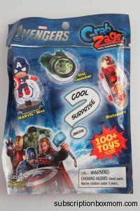 Avengers Grab Zags
