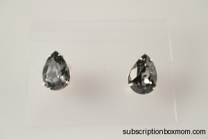 Bing Bang Tattooed Tears Studs