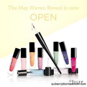May Julep Maven Reveal