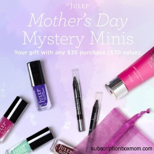 Julep Mothers Day Free Gift