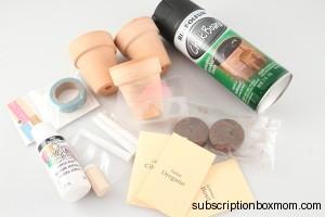 Chalkboard Herb Starter Kit