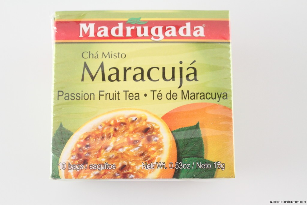 Madrugada Maracuja Fruit Tea