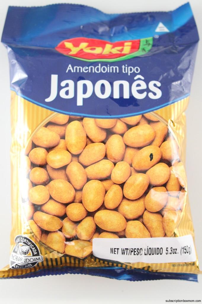 Yoki Japanese Peanuts
