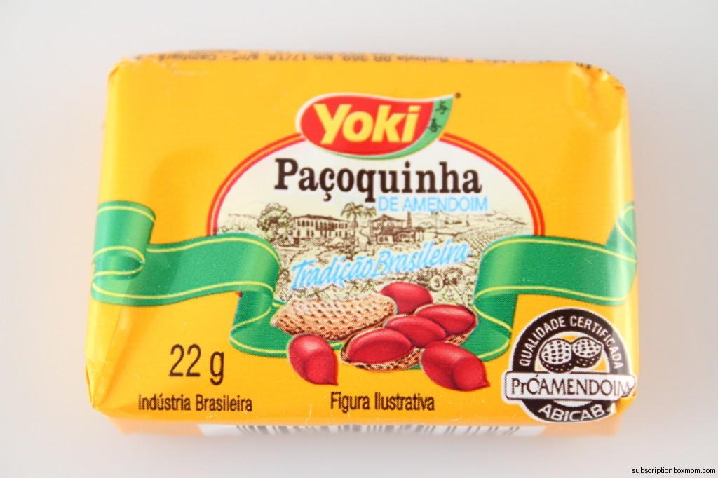 Yoki Pacoquinha