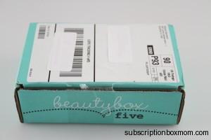 Beauty Box 5 April 2014