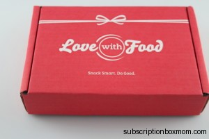 April 2014 Love with Food