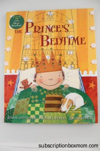 The Prince's Bedtime book and Cd