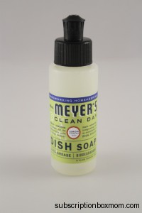 Mrs Meyers Clean Day: Lemon Verbena Dish Soap