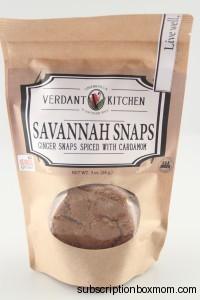 Verdant Kitchen Savannah Snaps