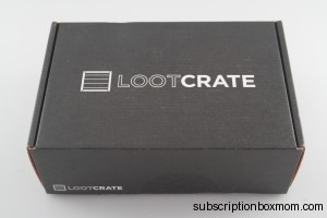 Loot Crate April 2014