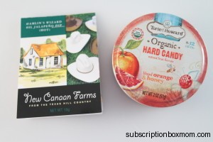 New Canaan Farms Jalapeno Dip Torie & Howard Organic Hard Candy