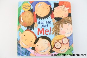 What I Like About Me by Simon & Schuster