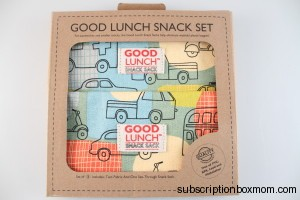 Set of 3 Food Pouches by ORE