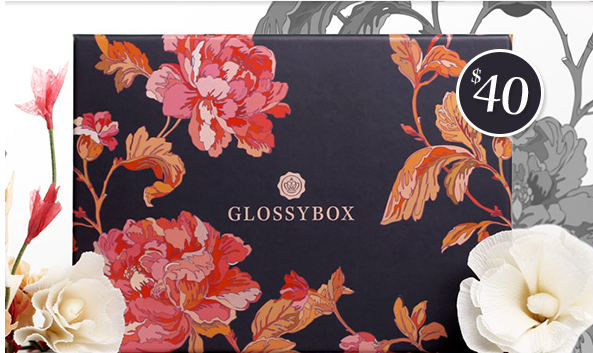Glossybox Mother's Day Box