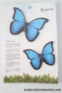 Desk Zaka Butterfly Sticky Note/Deco-Korea