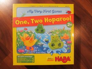My First Games : One, Two Hoparoo