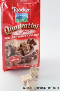 Loacker Quadratinis Hazelnut