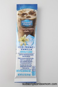 Maxwell House Iced French Vanilla