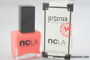 Nail Lacquer I only Fly Private by ncLa Nail Lacquer from Wantable