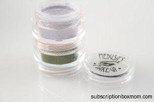 Eye Dust - Color: MultiTone by Medusa's Makeup  from Wantable