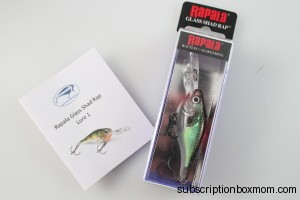 Rapala Glass Shad Rap