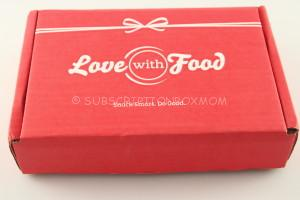 May 2014 Love with Food